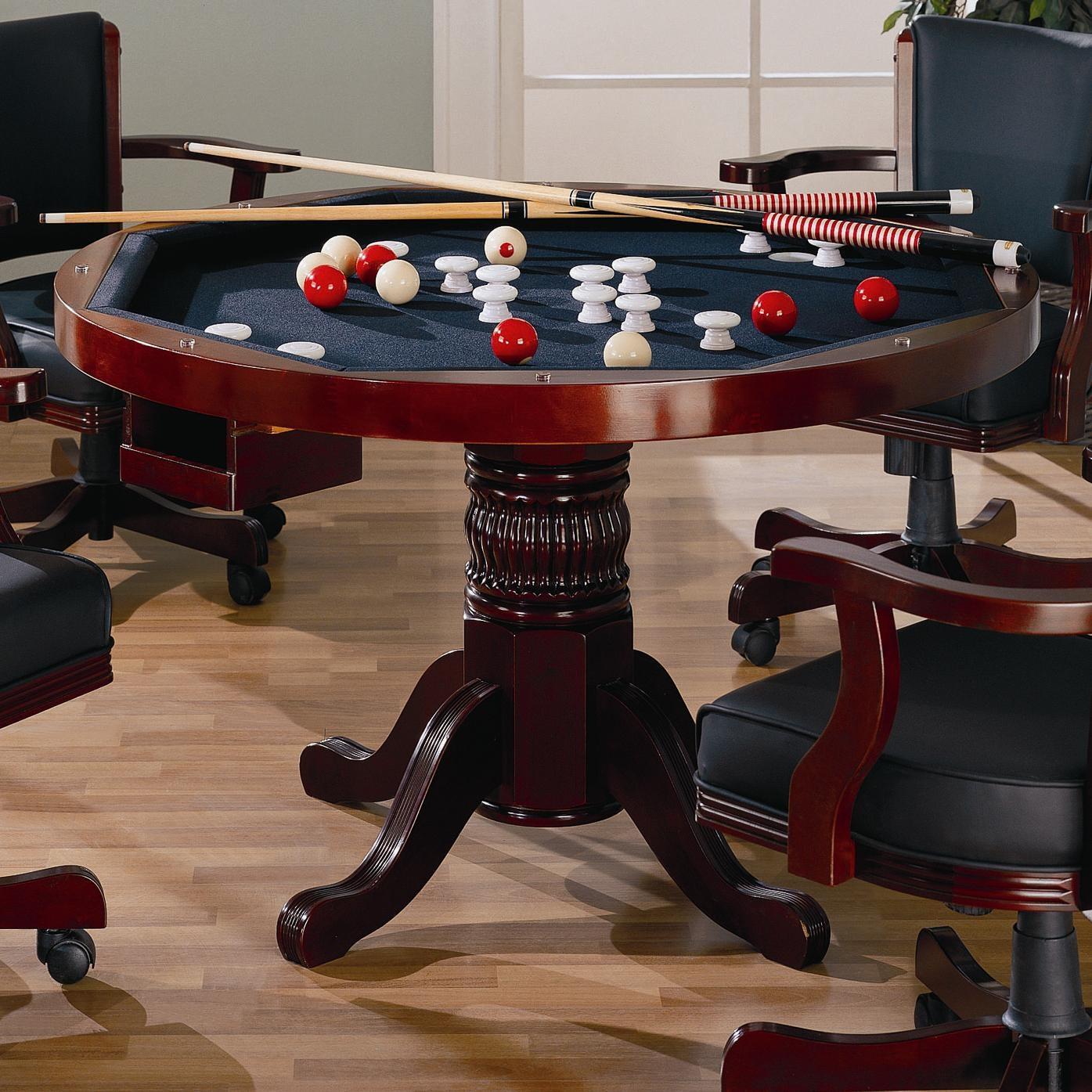 Coaster Bar And Game Room Game Table 100201   EMW Carpets U0026 Furniture    Denver, CO