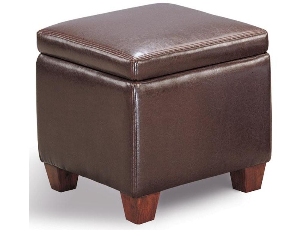 Coaster living room ottoman 500903 fiore furniture for Living room ottoman
