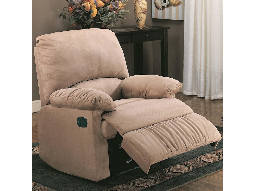Coaster Living Room Recliner 600264 - Adams Furniture - Huntsville, TX