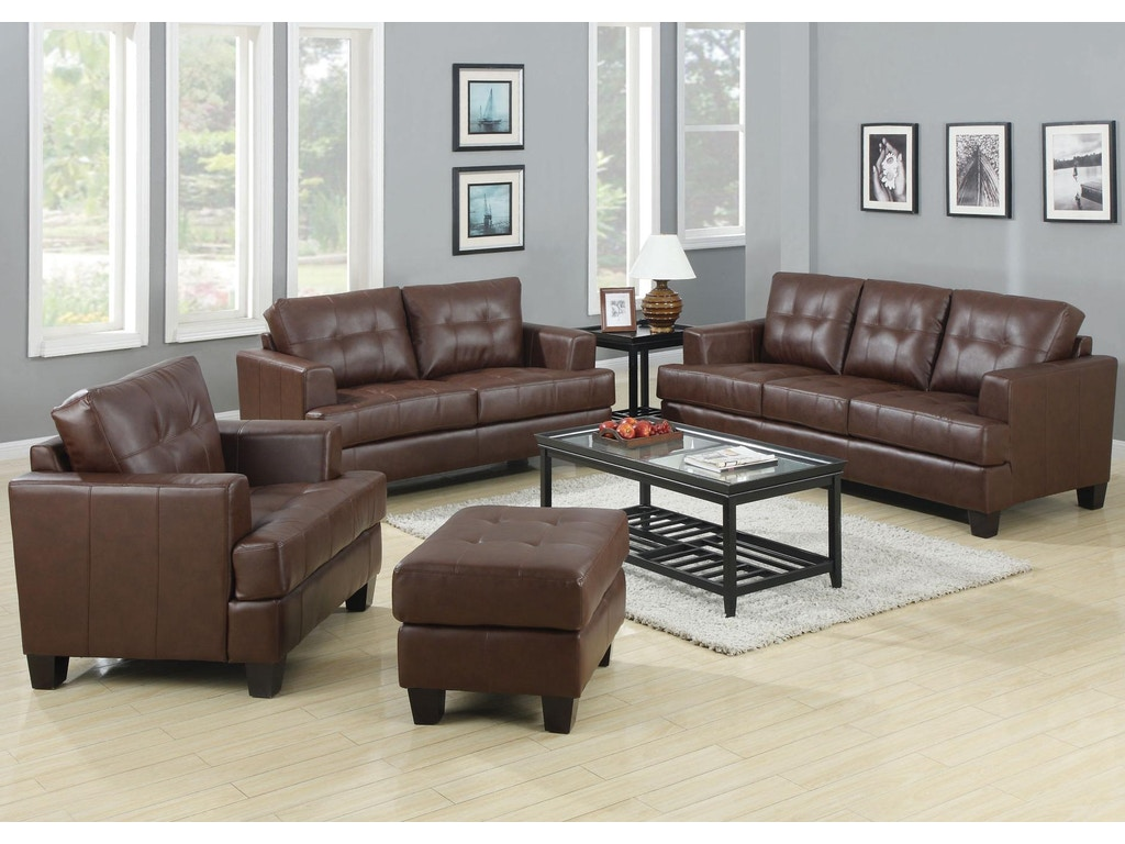 Coaster Living Room Loveseat 504072 Trade Mart Furniture Rochester Mn