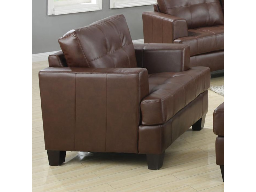 Coaster Living Room Chair 504073 Factory Direct Furniture Hutchinson Mn