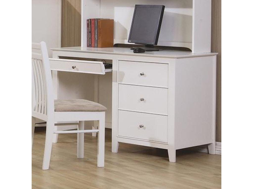 Coaster Home Office Desk 400237 Gallery Furniture