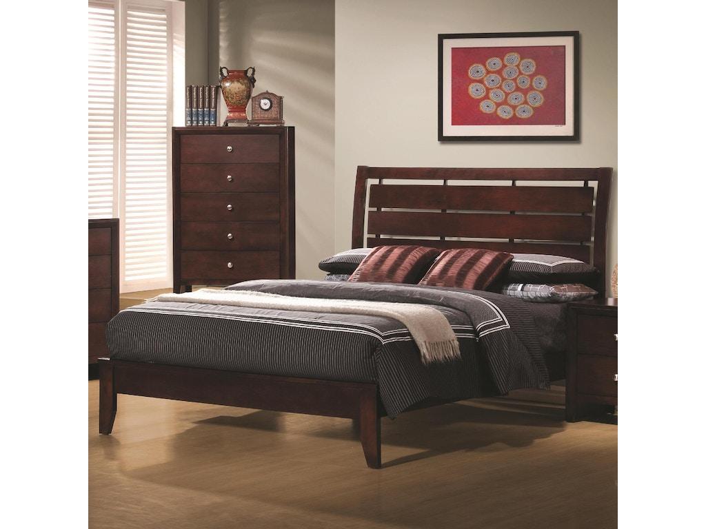 Coaster Bedroom Queen Bed 201971q Adams Furniture Huntsville Tx