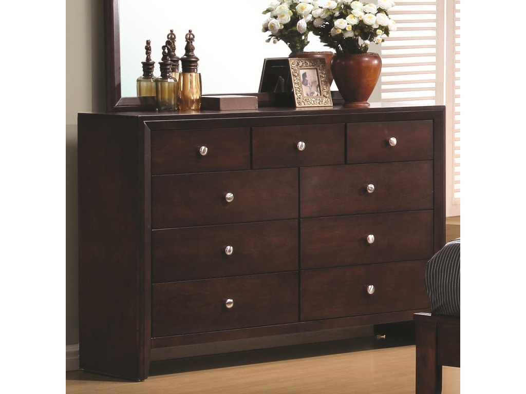 Coaster Bedroom Dresser 201973 Winner Furniture Louisville Owensboro And Radcliff Ky