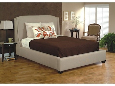 Container Marketing Queen Upholstered Bed BED2115Q