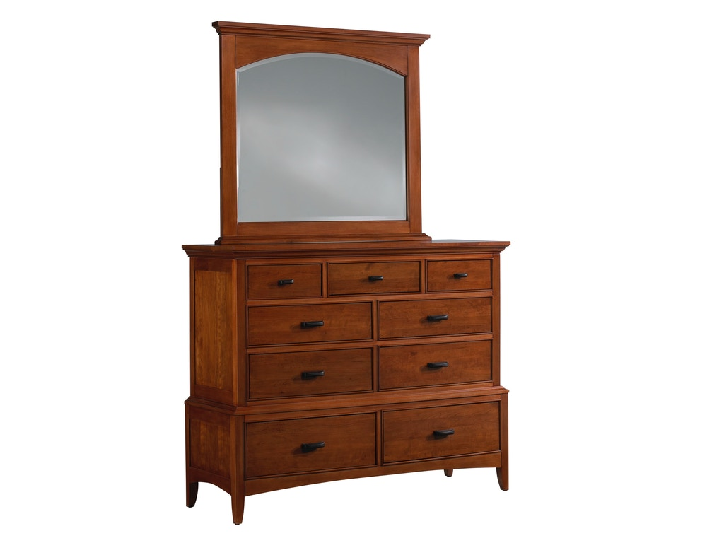 Cresent Fine Furniture Bedroom Media Dresser 1301