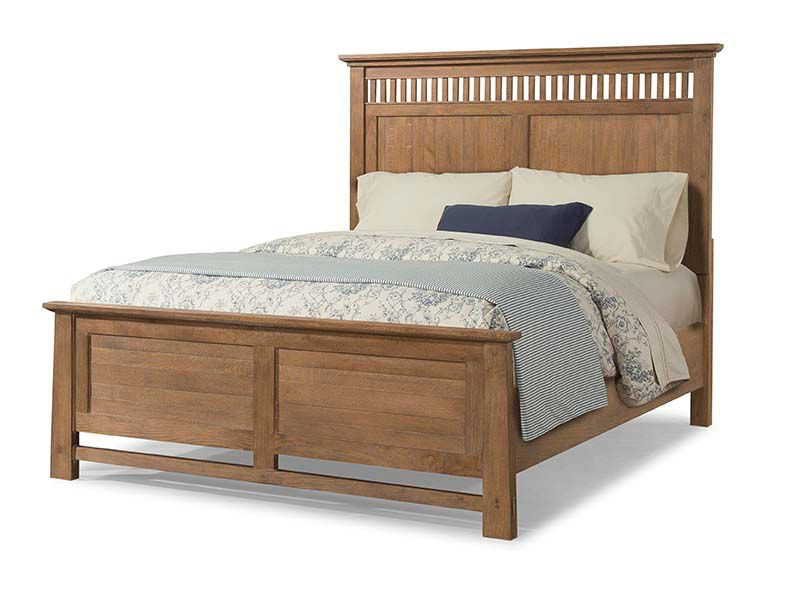 Cresent Fine Furniture Bedroom Camden Panel Bed, California King 6/0  202 131 Cal King Panel Bed At Rider Furniture