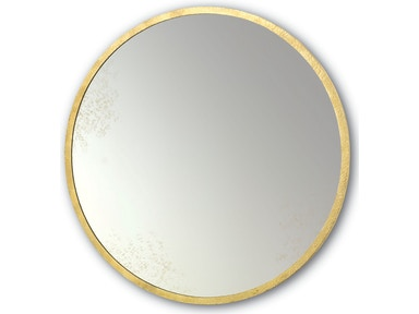 Currey and Company Aline Mirror 1088