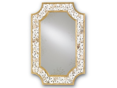 Currey and Company Margate Mirror 1090