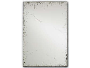 Currey and Company Rene Mirror, Rectangular 1092