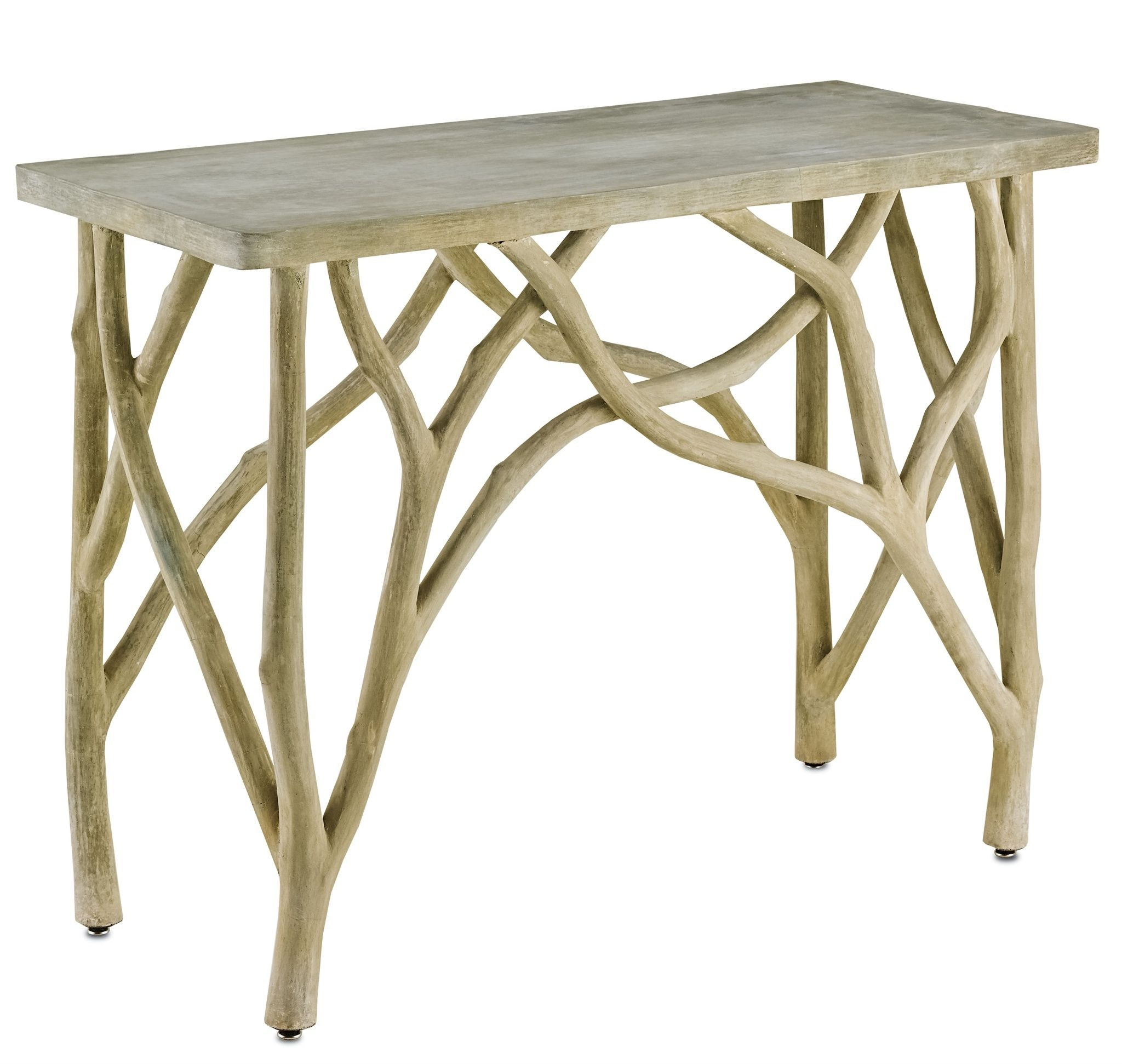 Currey And Company Creekside Console Table 2037 ...