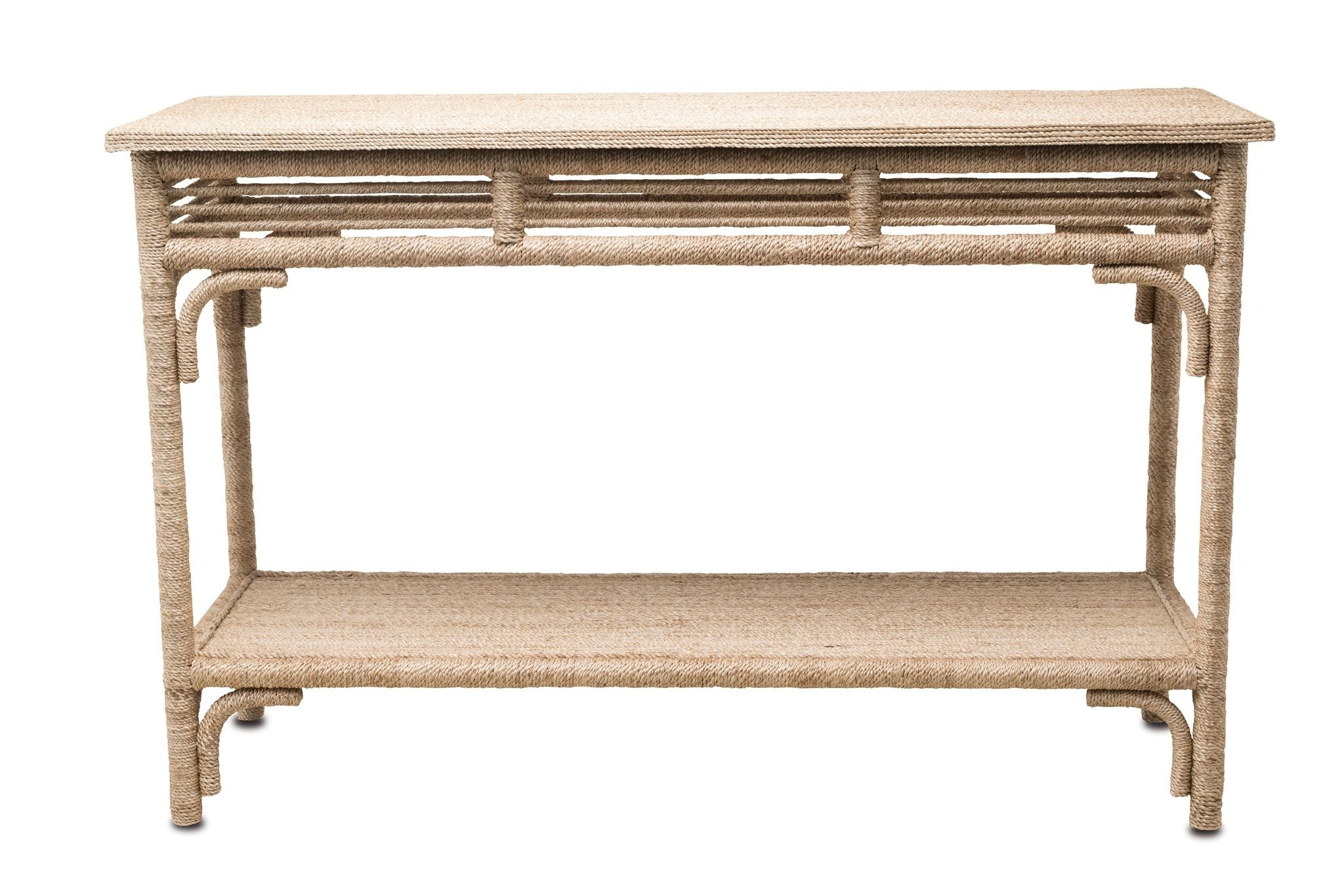 Currey And Company Olisa Console Table 3000 0012