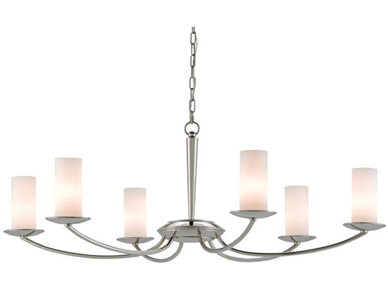 Currey And Company Myles Chandelier 9000 0170