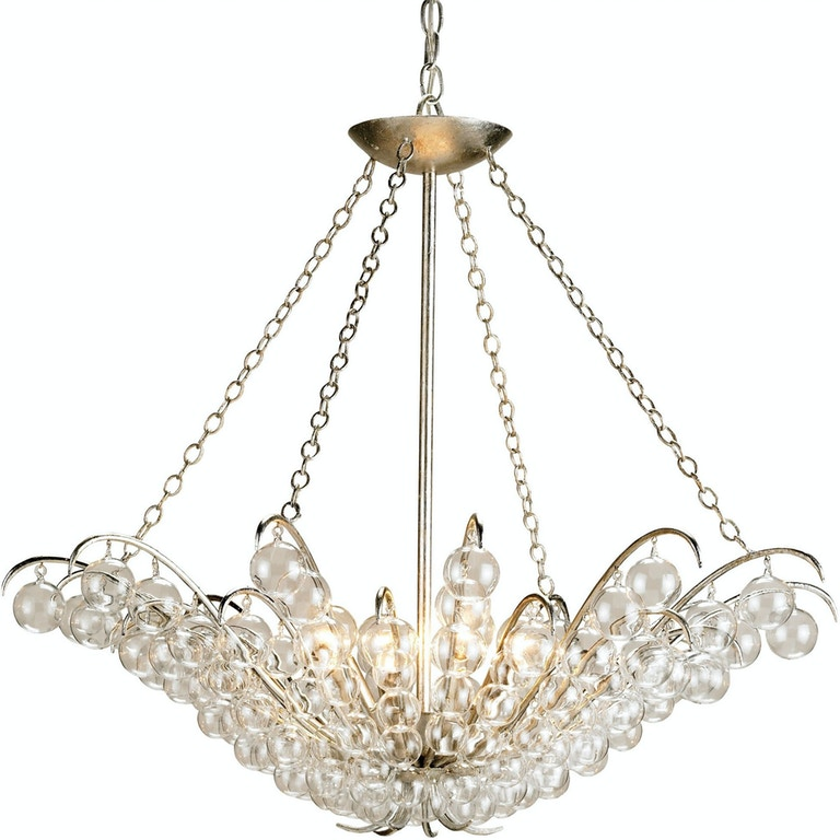 Currey And Company Quantum Chandelier 9000