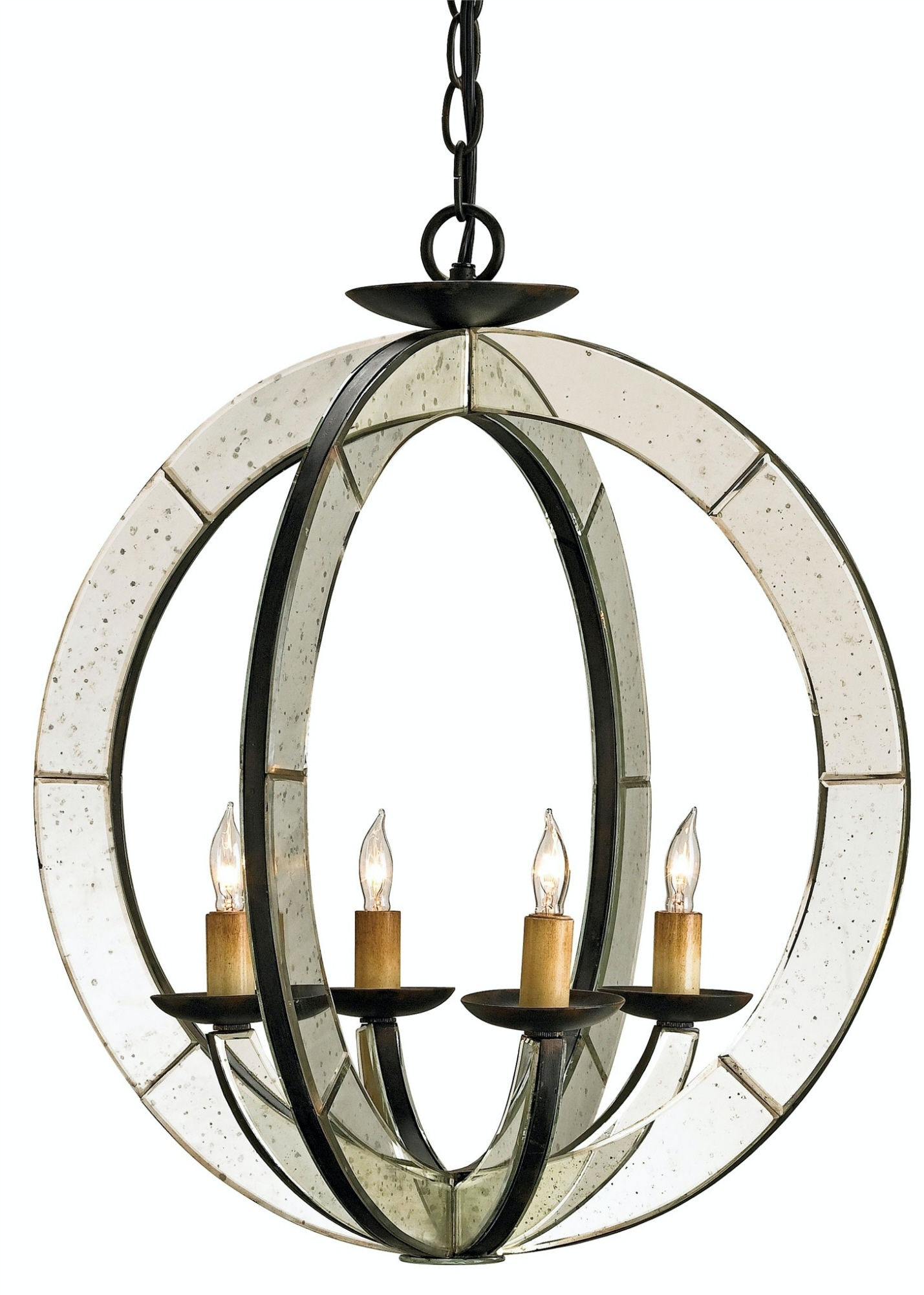 Currey And Company Lamps And Lighting Meridian Chandelier
