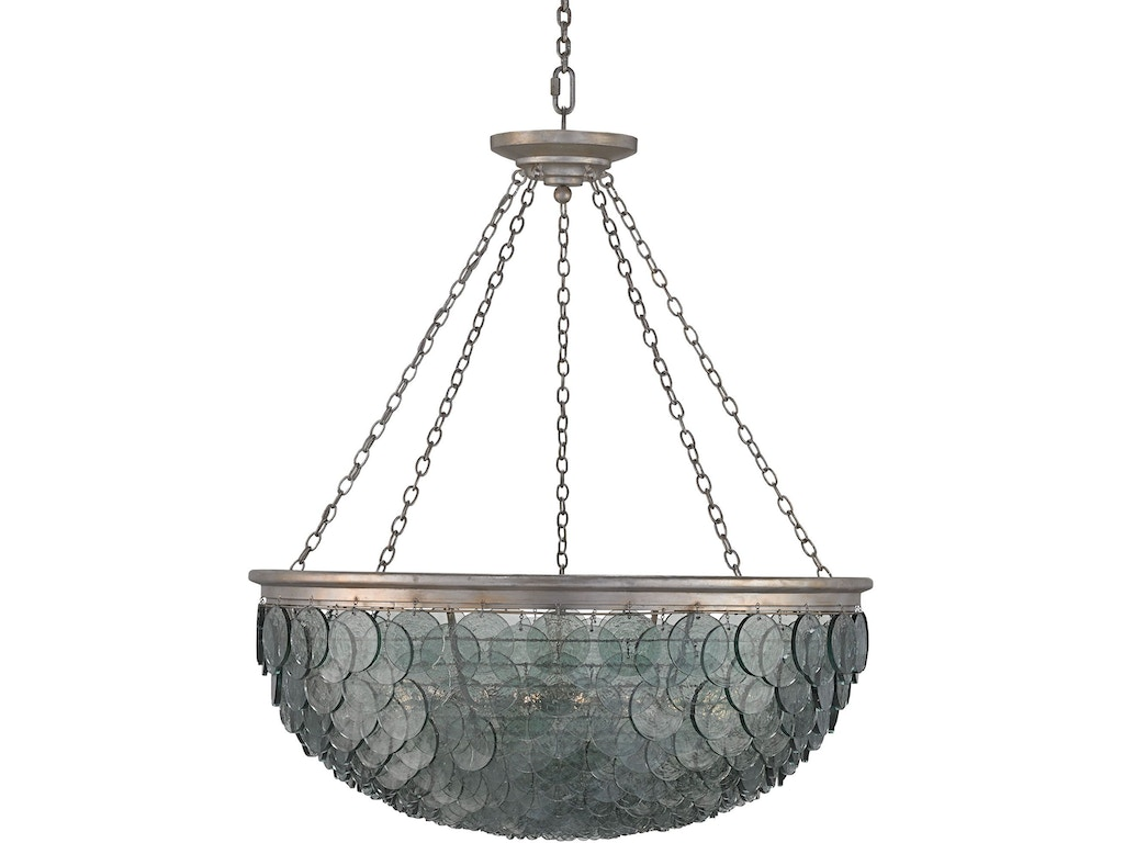 Currey And Company 9511 Quorum Chandelier