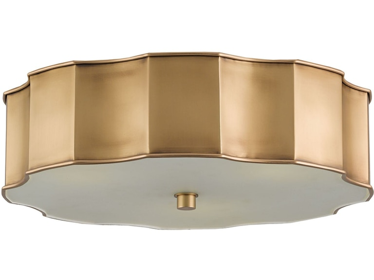 Currey And Company Wexford Flush Mount 9999 0001