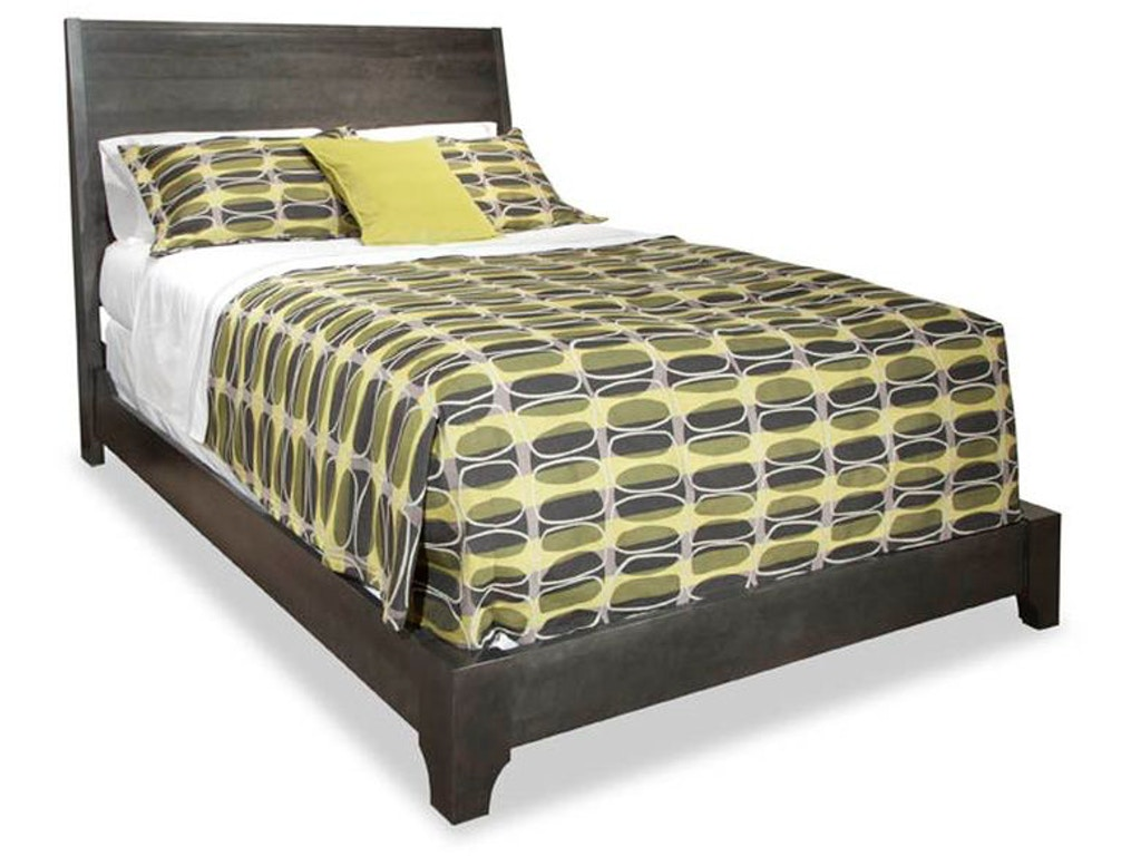 Durham furniture bedroom queen panel bed 151 124 quality for Furniture 124