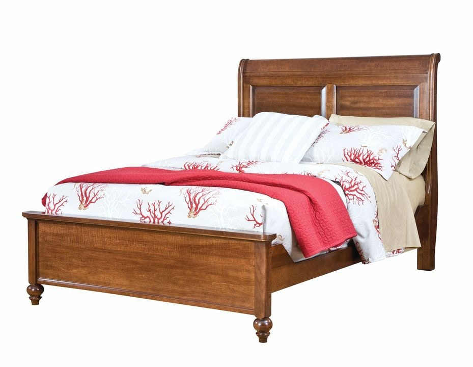 Durham Furniture Bedroom Queen Sleigh Bed 900 128 Douds Furniture Plumville And Greensburg Pa