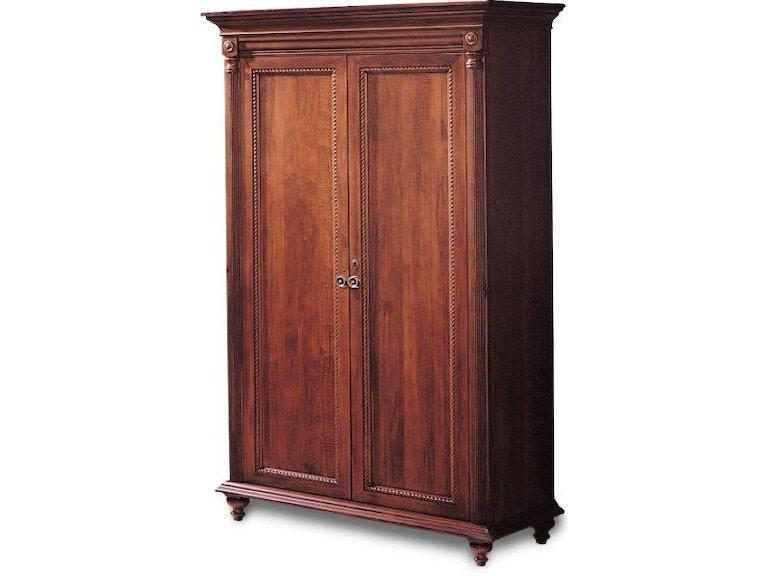 Durham Furniture Armoire 980-160 - Durham Furniture Bedroom Armoire 980-160 - Galeries Acadiana - Baton