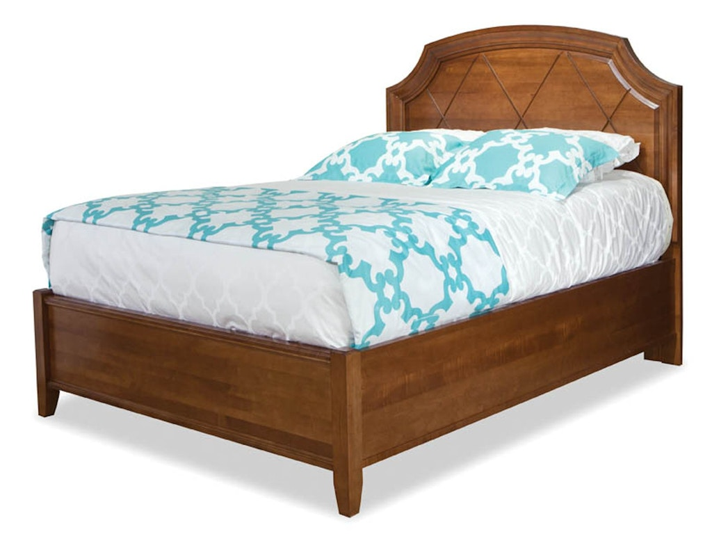 Durham Furniture Terrace Panel Bed 131 125
