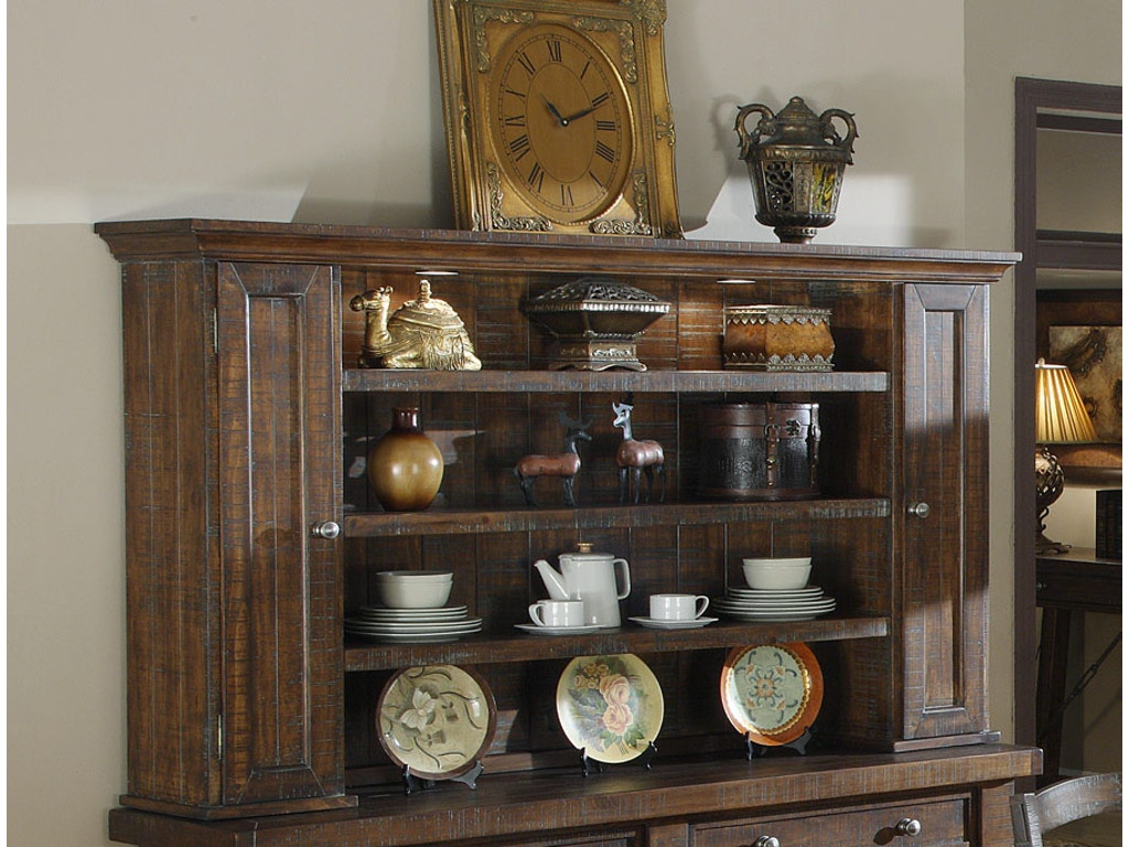 Emerald Home Furnishings Dining Room Hutch D942 65