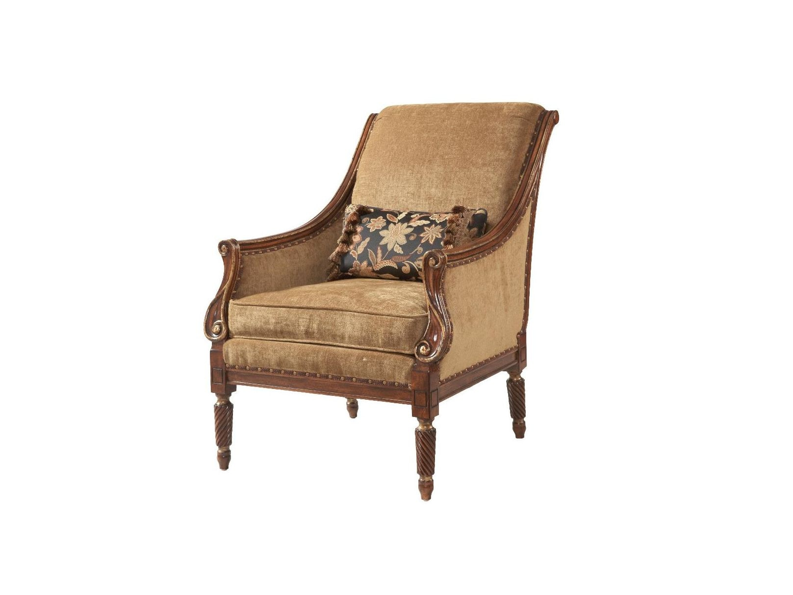 Fine Furniture Design Living Room Chair 0811 03 LA Waters