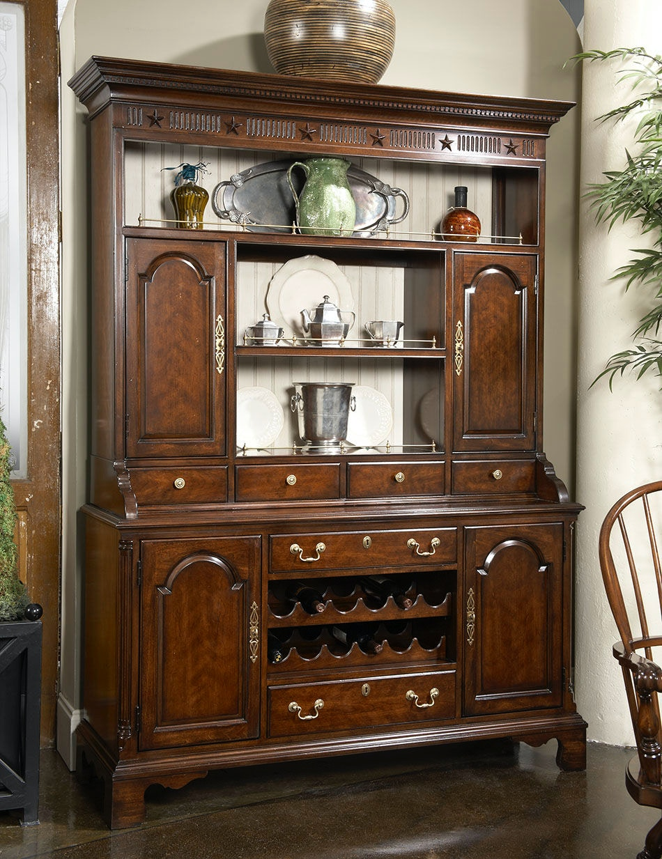 Fine Furniture Design Cambridge Welch Cupboard Buffet 1020 831