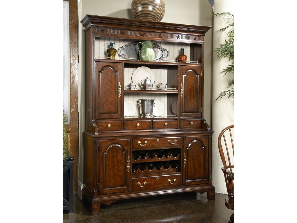 Fine furniture design dining room cambridge welch cupboard for Home decor furniture cambridge oh