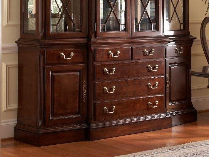 Fine Furniture Design Andover Breakfront China 1020 841/842