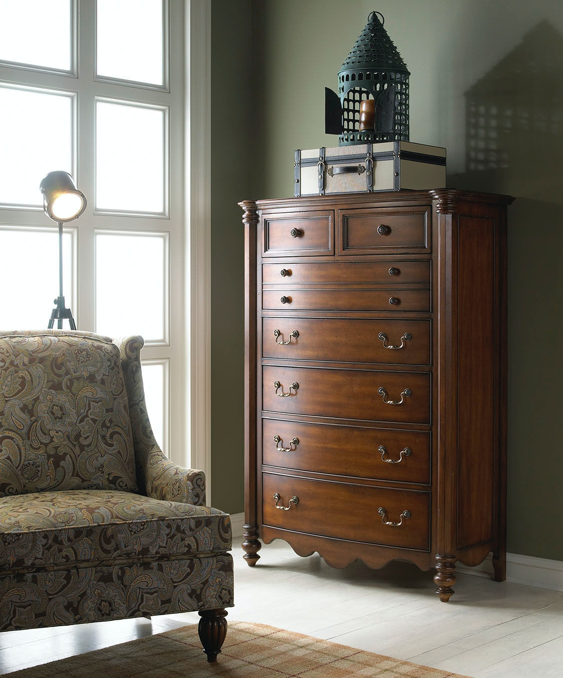 Fine Furniture Design Bedroom Drawer Chest 1050 110   Kalin Home  Furnishings   Ormond Beach, FL