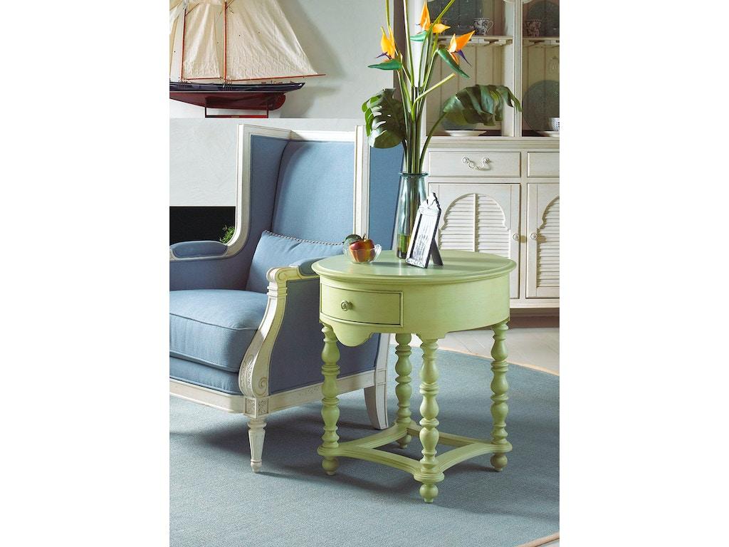 Fine furniture design living room end table 1052 964 for Table design odessa fl