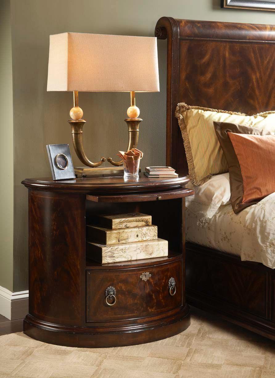 Fine Furniture Design Demilune Bachelors Chest 1110 104