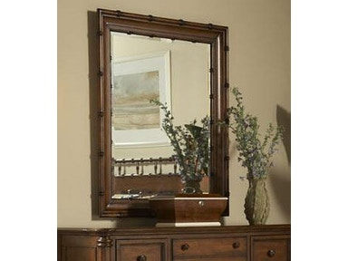 Fine Furniture Design Bamboo Mirror 1050-152