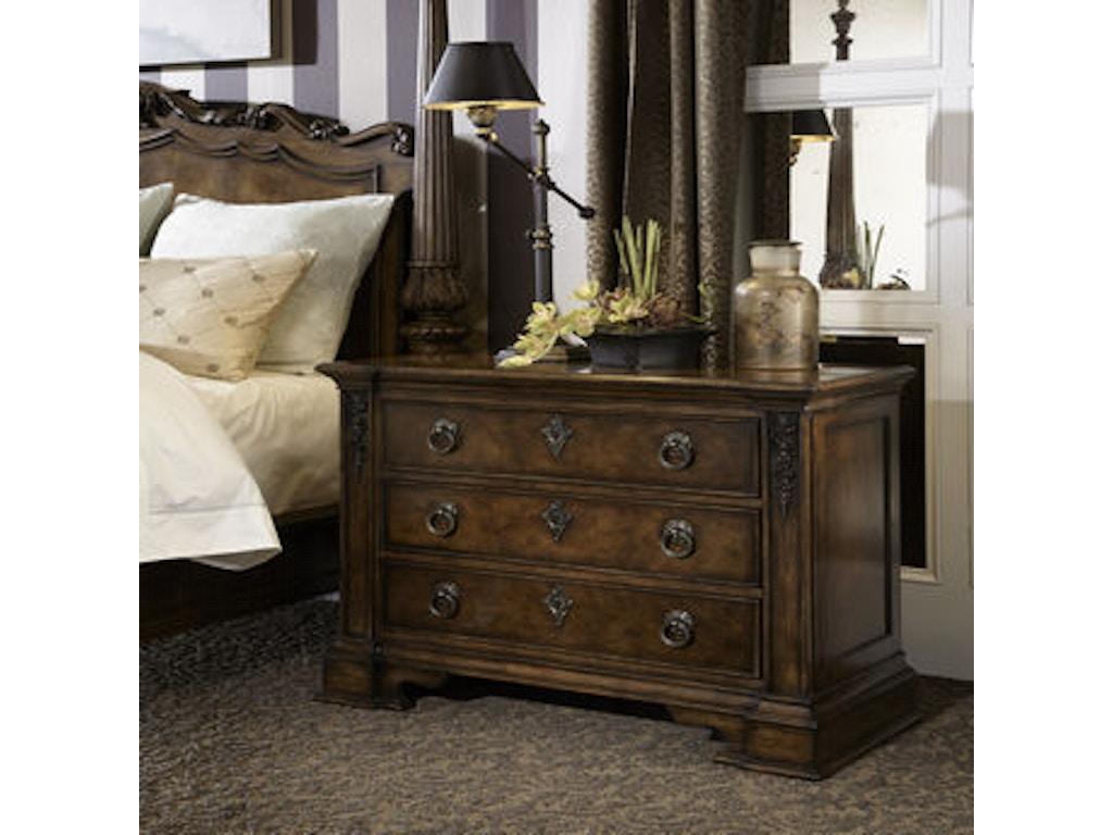 Fine Furniture Design Bedroom Nightstand 1150 100 Fitzgerald Home Furnishings Frederick Md