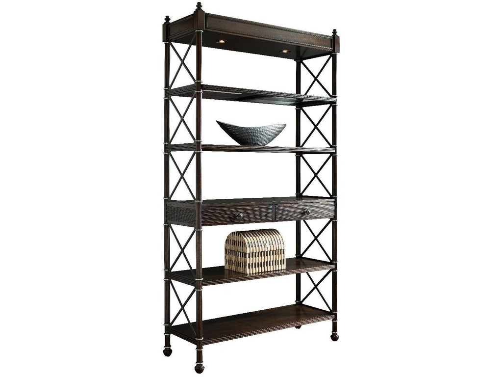 fine furniture design living room wall etagere 1160 906. Black Bedroom Furniture Sets. Home Design Ideas