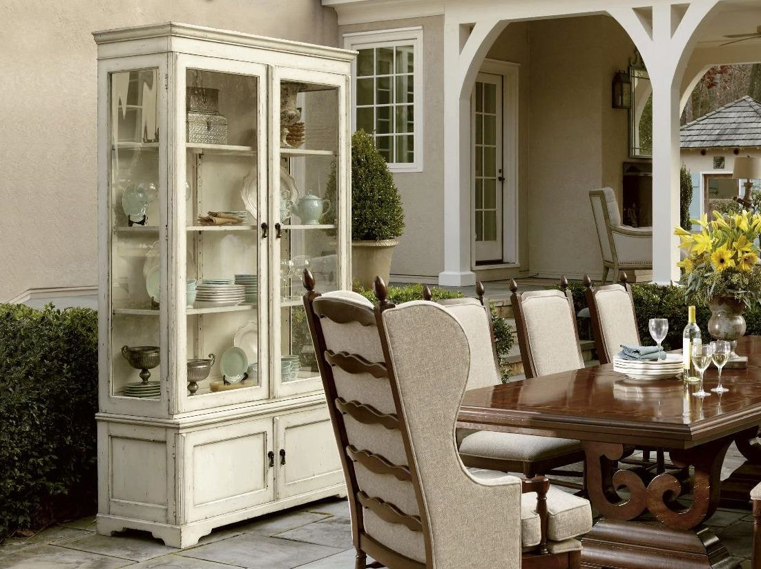 Fine Furniture Design China Hutch 1371 832
