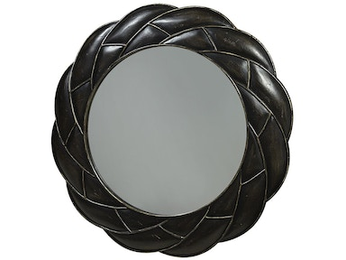 Fine Furniture Design Accessories Supporting Actor Round Mirror