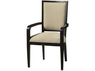 Fine Furniture Design Dining Room Bogarts Dining Arm Chair