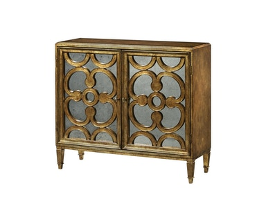Fine Furniture Design Antique Glass Screen Legend Hall Chest 1429-993