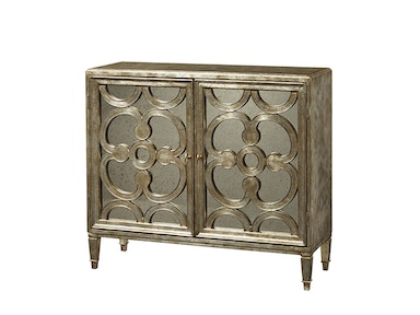 Fine Furniture Design Antique Glass Screen Legend Hall Chest 1430-993