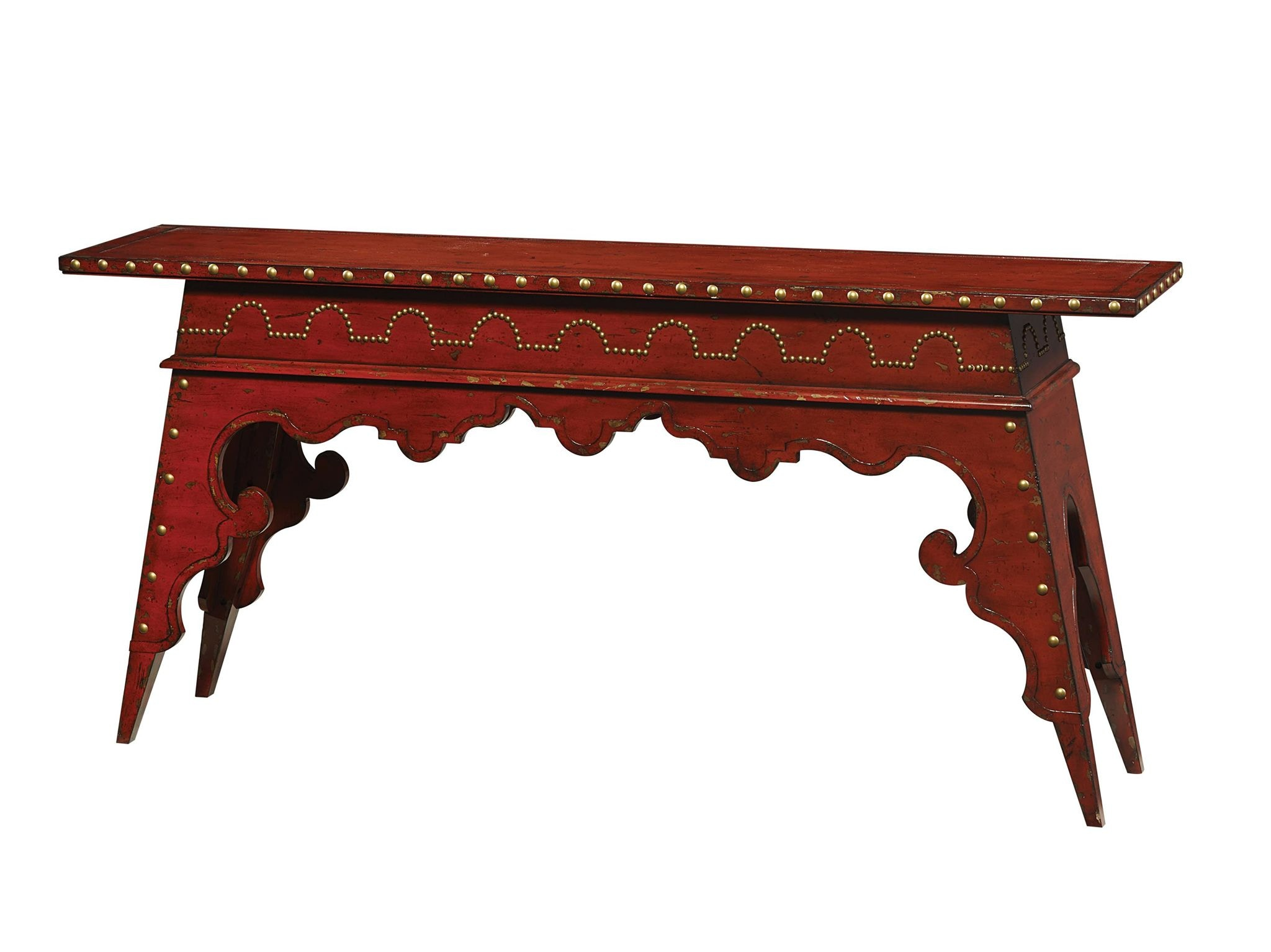 Fine Furniture Design Living Room Beautiful Friendship Moroccan Console  Table 1431 942   Hickory Furniture Mart   Hickory, NC