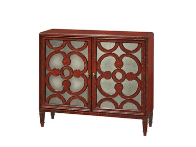 Fine Furniture Design Antique Glass Screen Legend Hall Chest 1431-993