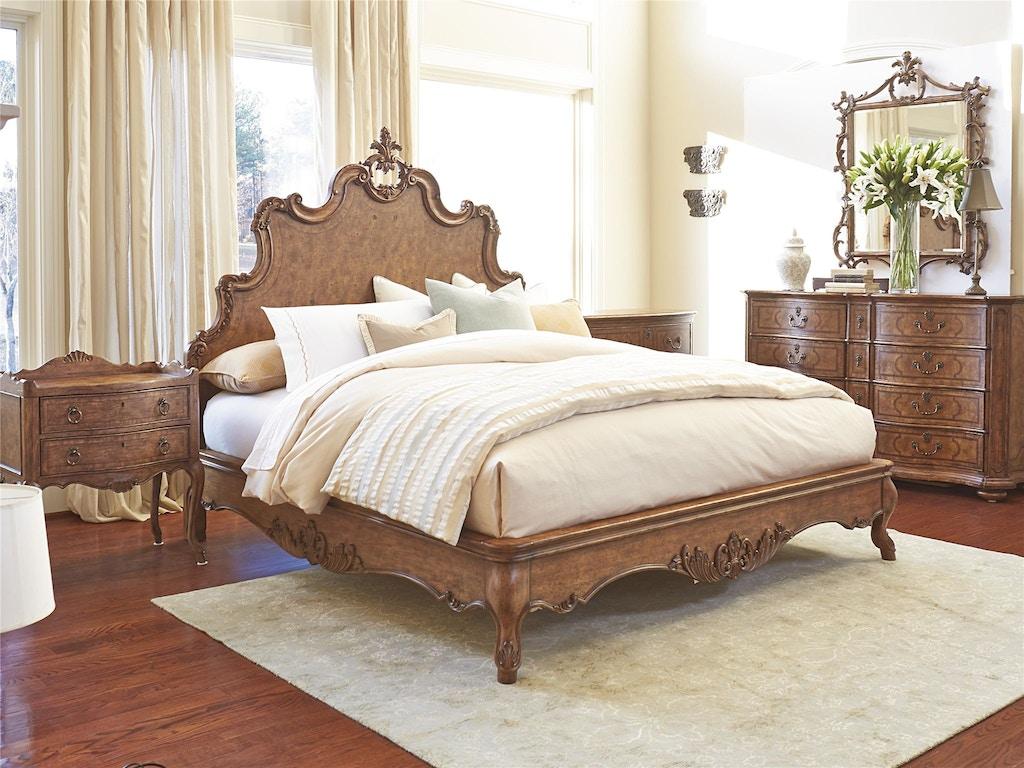 Fine Furniture Design Bedroom Tyrolean Panel Queen Bed
