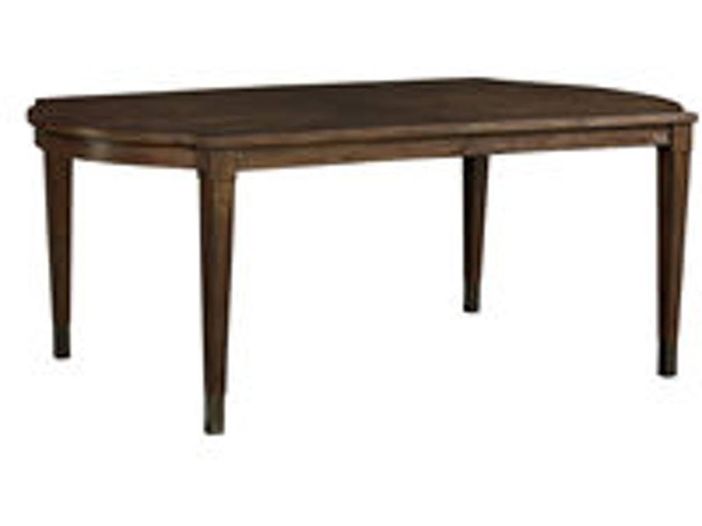 Fine furniture design dining room maxwell dining table for Fine dining room furniture