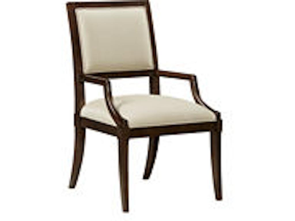 Fine furniture design dining room ellis arm chair 1560 823 for Fine dining room furniture