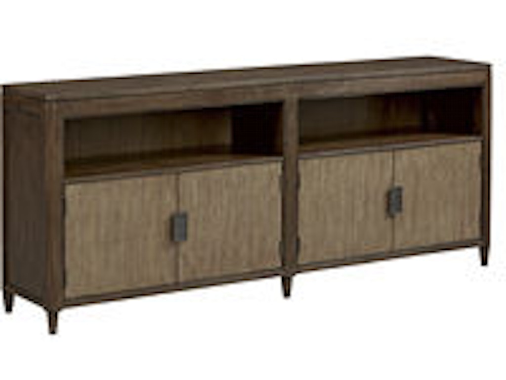 Fine Furniture Design Home Entertainment Roux Entertainment Console 1561 940 Red Door