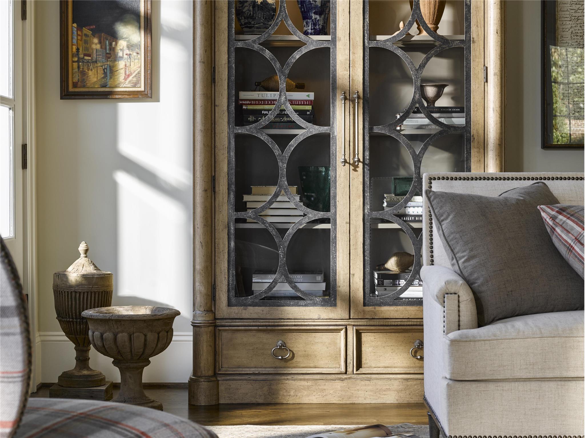 Fine Furniture Design Ludlow Display Cabinet 1570 830