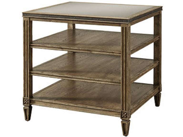 fine furniture design living room bixler end table 1580-962 - stacy