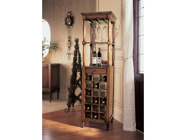 Fine Furniture Design Bar and Game Room Raylen Wine Cabinet